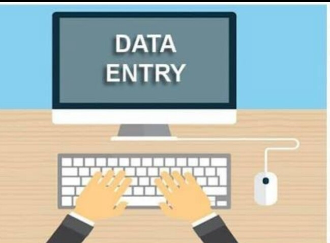 I will do data entry work on ms word,  I Can type a paragraph.