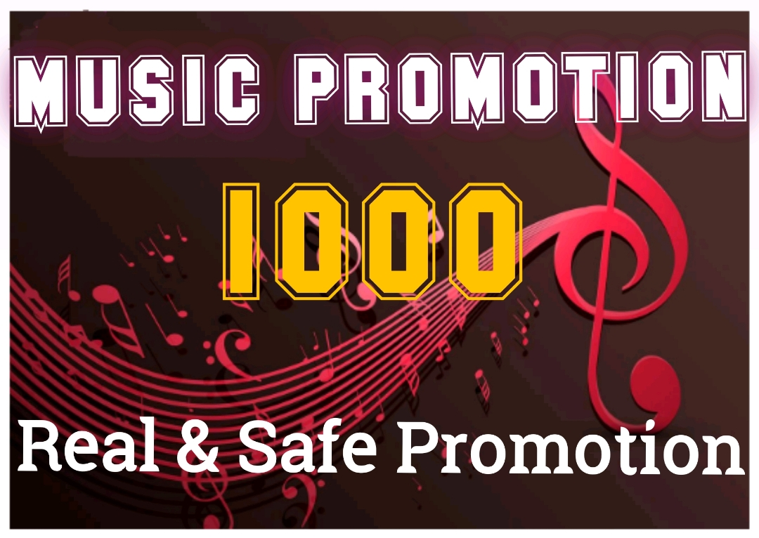 HQ Music Promotion professionally to your music track