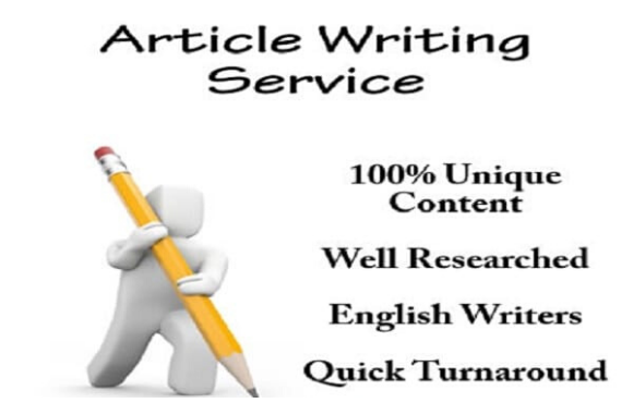 I will write a 1000 word high quality SEO and blog post article any topic