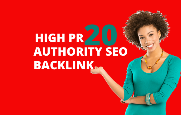 I will improve your google ranking with 20 manual high quality SEO backlinks