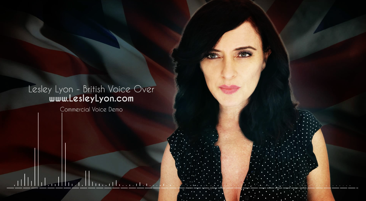 Be your British Female Voice Over,  English Voice Over