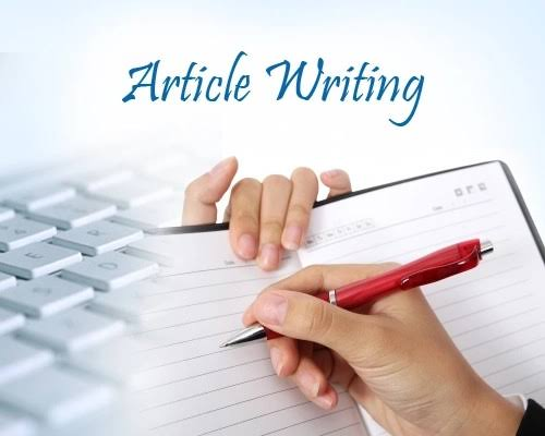 I will write you an eye catching article