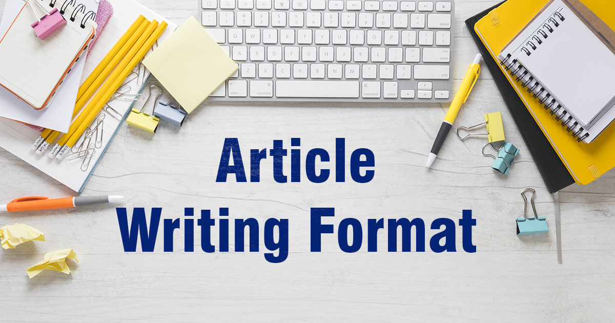 I will write a high quality article for your blog or website
