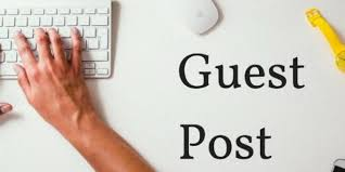 Write and publish 5 guest post on five different DA 90+ websites
