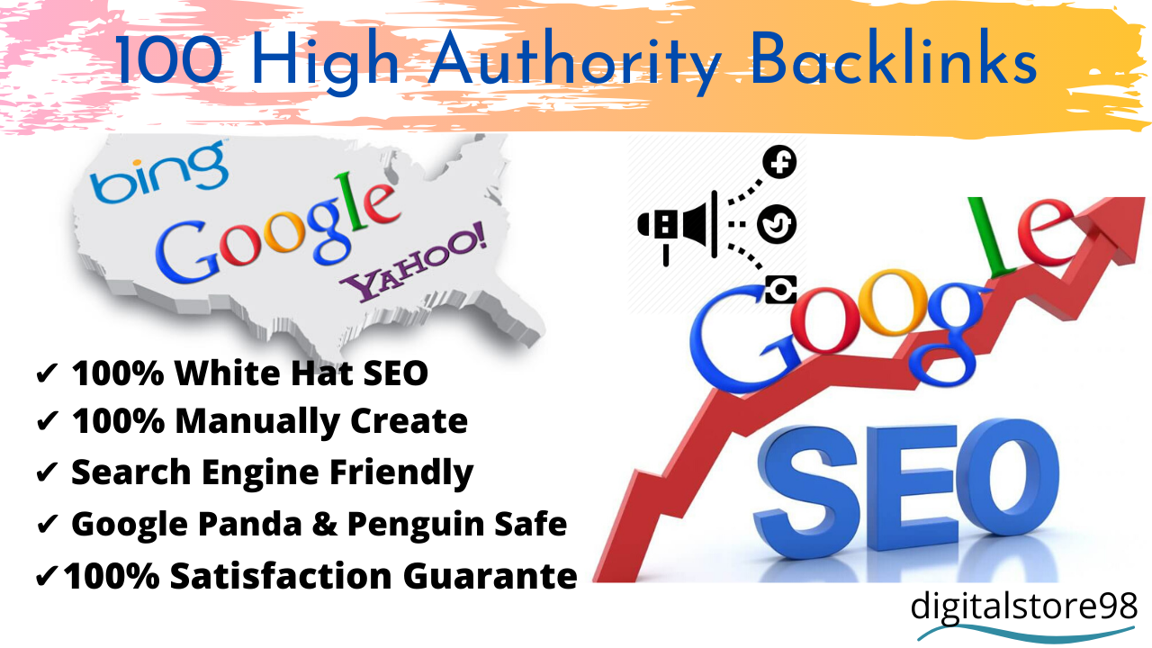 Shoot Your Web Or Blog Site Into Top Google Rankings With My High Quality Backlinking Package