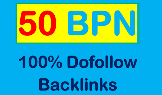 50+ PBN DoFollow Backlink with with High DA with Unique website
