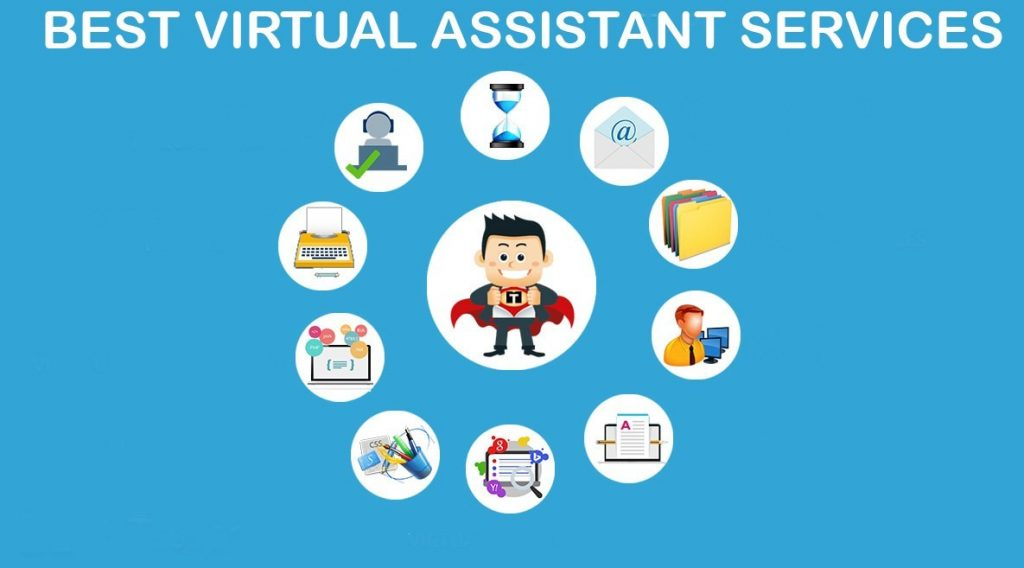 I will be your virtual assistant for data entry work
