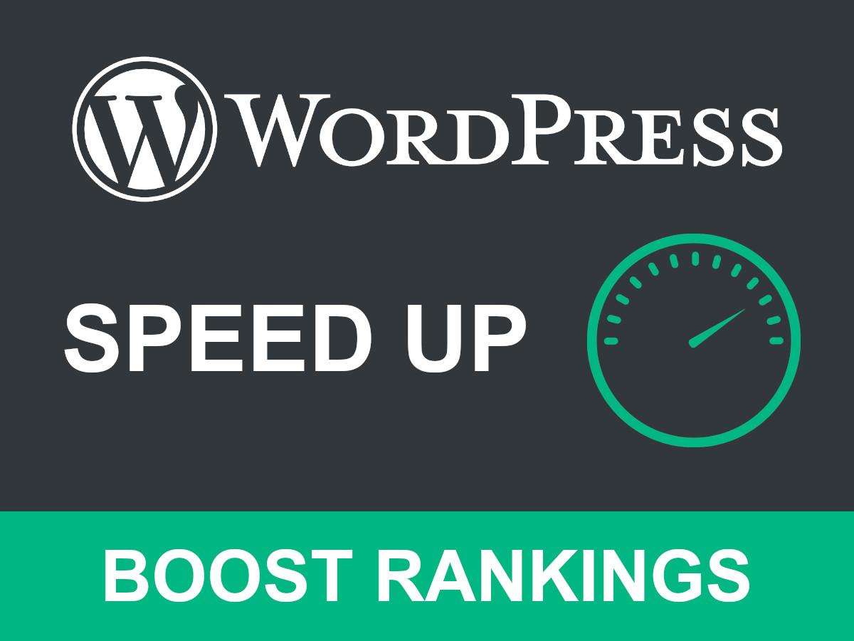 WordPress speed optimisation based on GTMetrix ranking