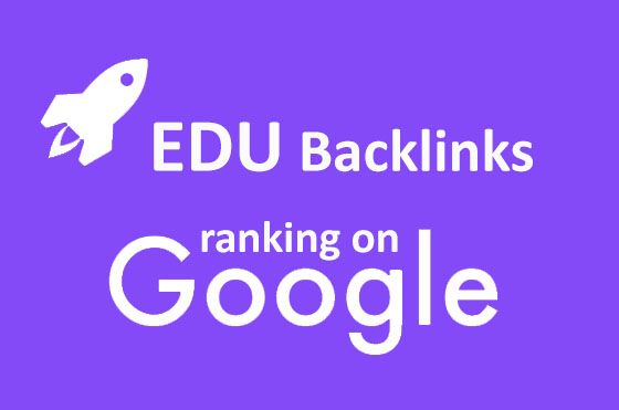 manually 60 EDU backlinks from high trust authority site
