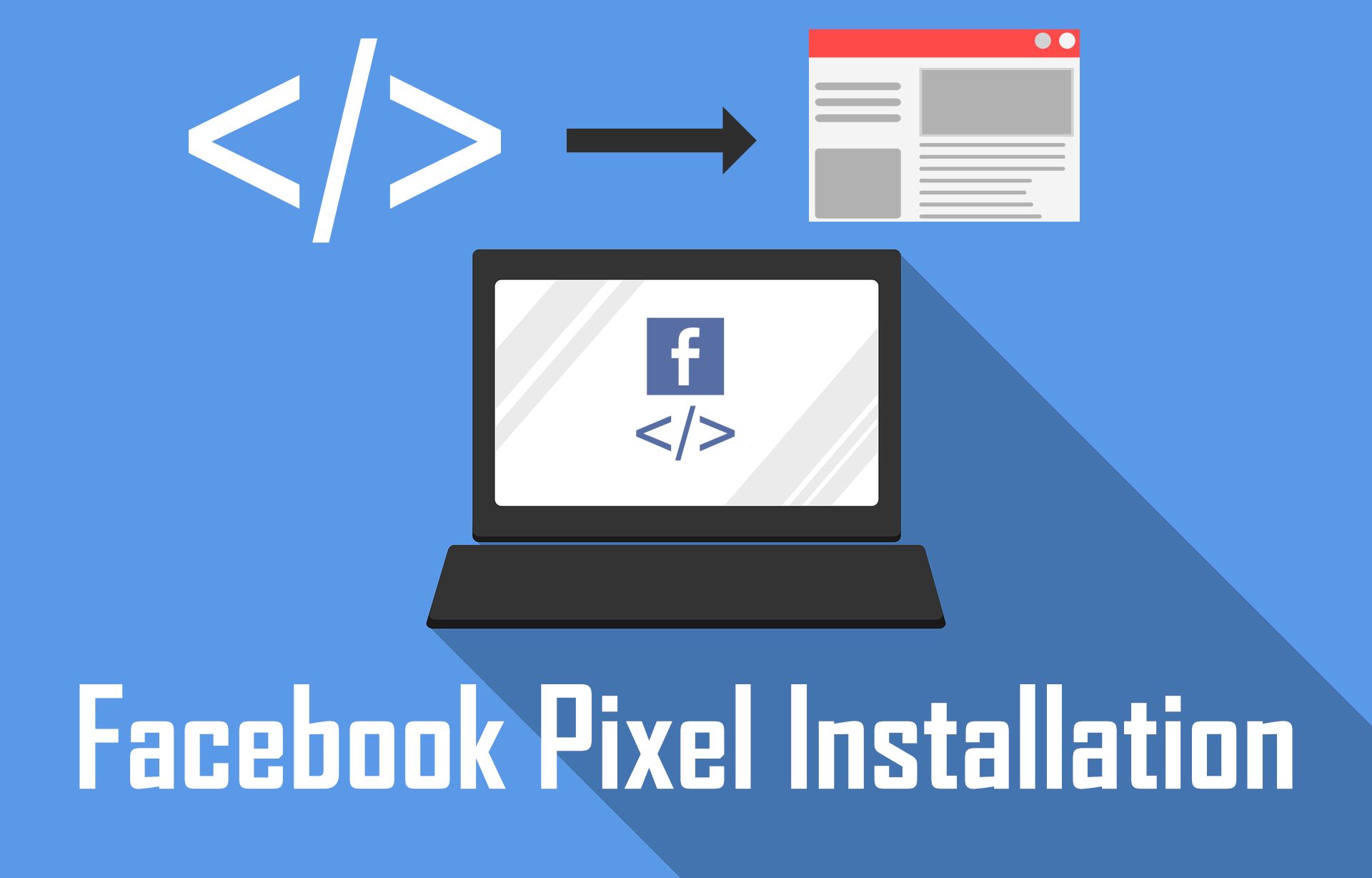 I will install facebook pixel on your website