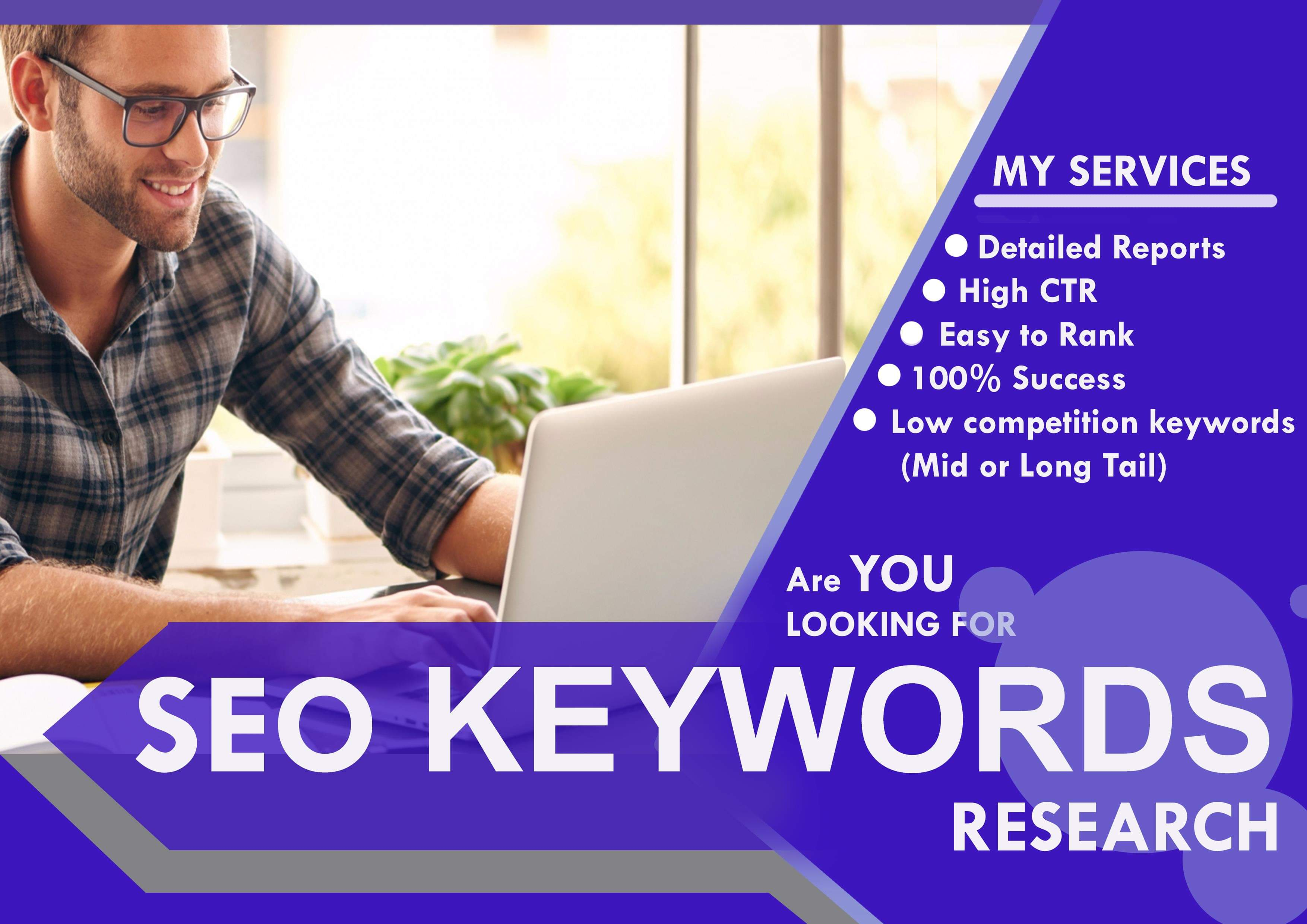 I will do excellent SEO Keyword Research in 24 Hours