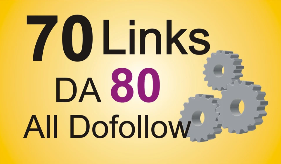 I Will Submit 70 High Domain Authority Dofollow Blog Comments for Increase rank on Google