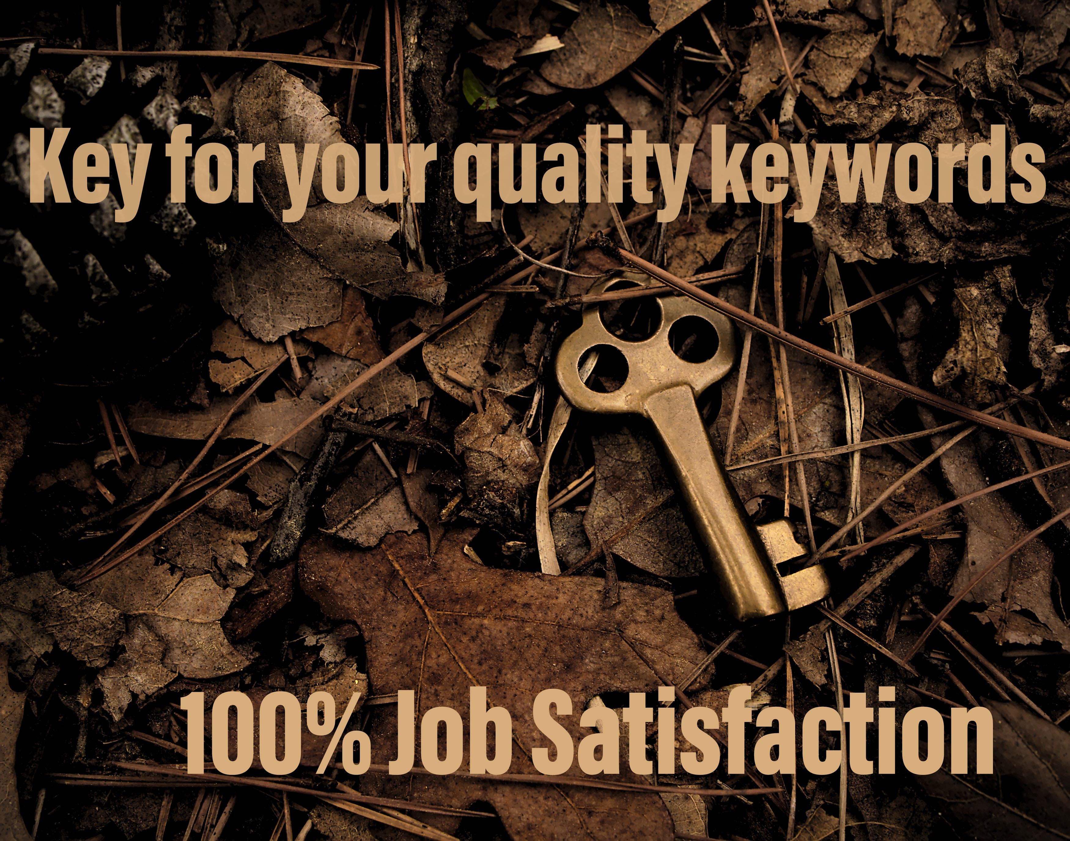 Precise SEO Keyword Research for Optimum Quality and Result