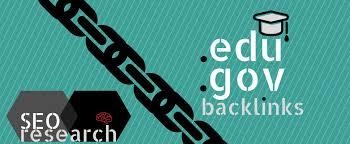 Get 22 EDU and GOV US base Authority Back links for google ranking
