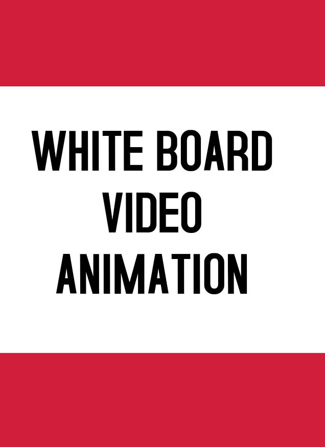 I will be custom whiteboard animation or animated video creator.