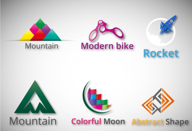 I will design a professional website logo and brand identity for your business