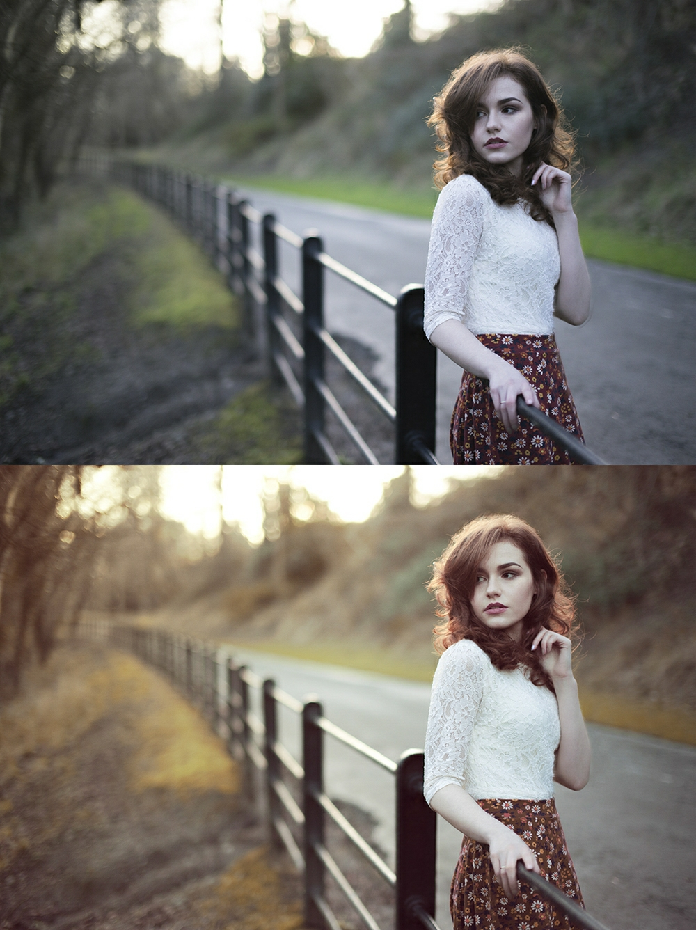 I will retouch your image as a professional photoeditor.