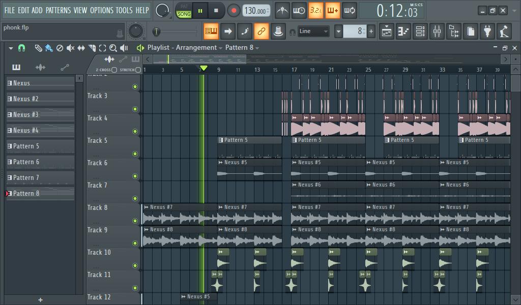 I can make you a custom trap / hip hop instrumental