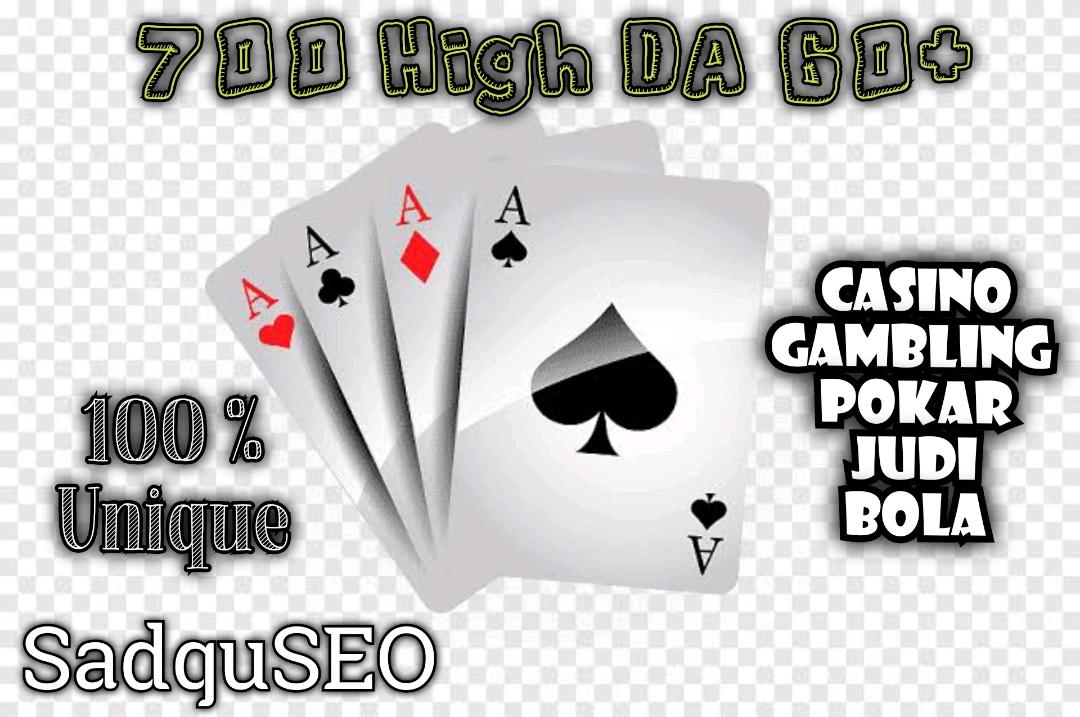700 Permanent Dofollow High DA 50+ Casino Gambling,  TOTO Games,  Judi Bola Niche PBNs Links