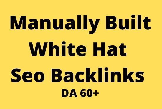 Create 100 authority high quality dofollow backlinks