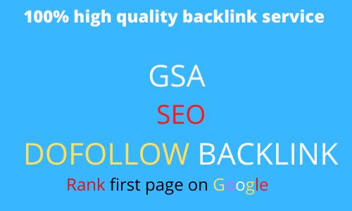 I will build 400k+SEO blog comments high dofollow backlinks