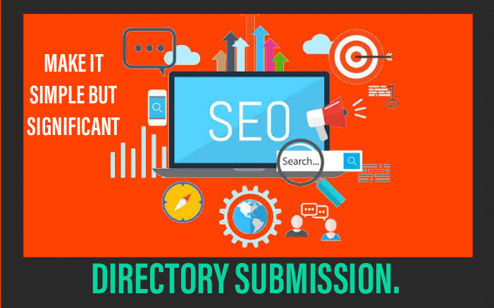 500+ High quality directory submission backlinks.