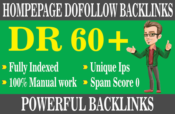 12 DR 60+ homepage permanent PBN Backlinkc