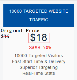 10000 Real Targeted Traffic To Your Website