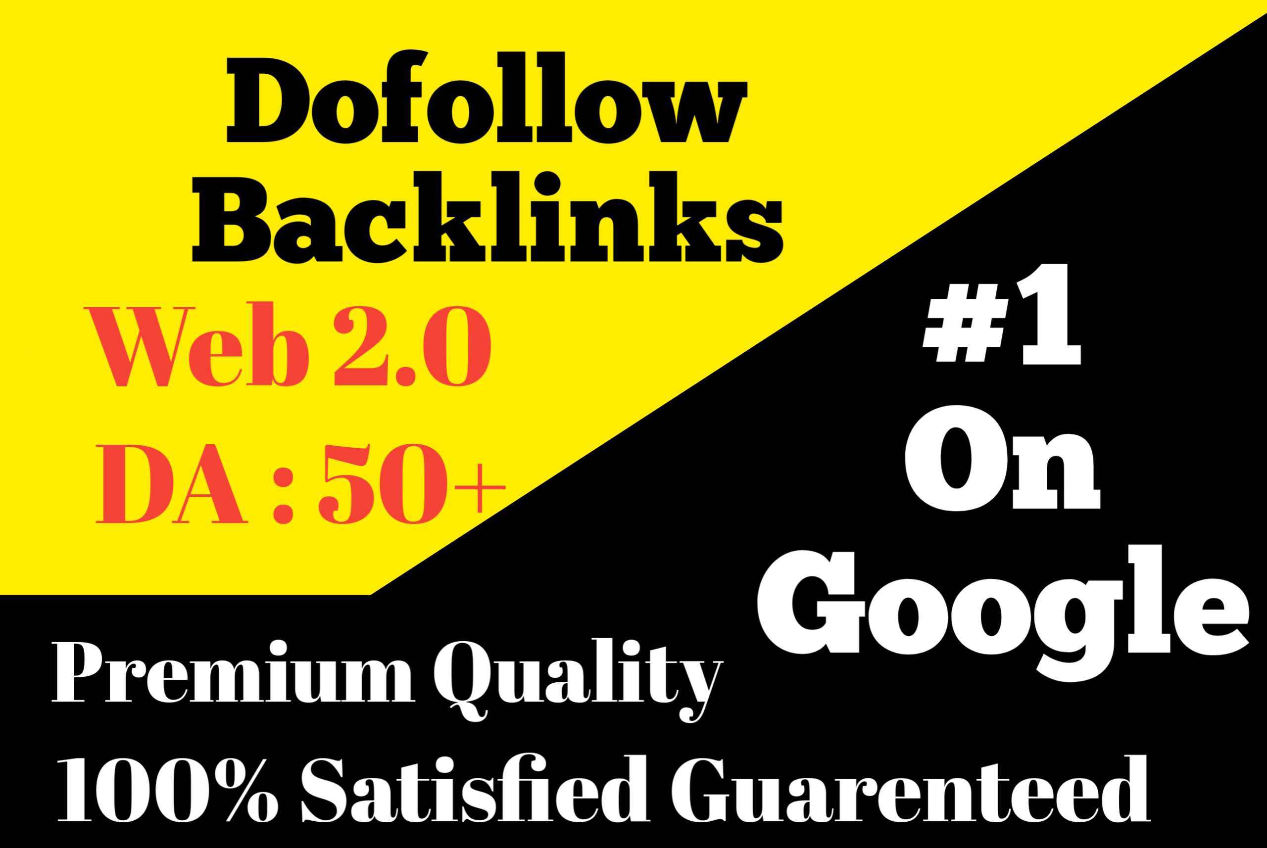 1200 quality dofollow seo backlinks to boost your ranking