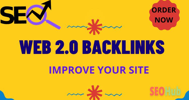 Create High-Quality 15 Web 2.0 Backlinks to Improve Google Ranking