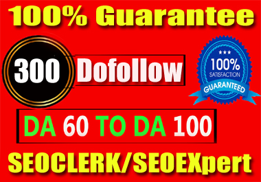 Build 300 Dofollow Backlink With Excel File And Login Details