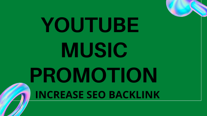 Supper Extreme 500 SEO Backlinks for youtube music video promotion