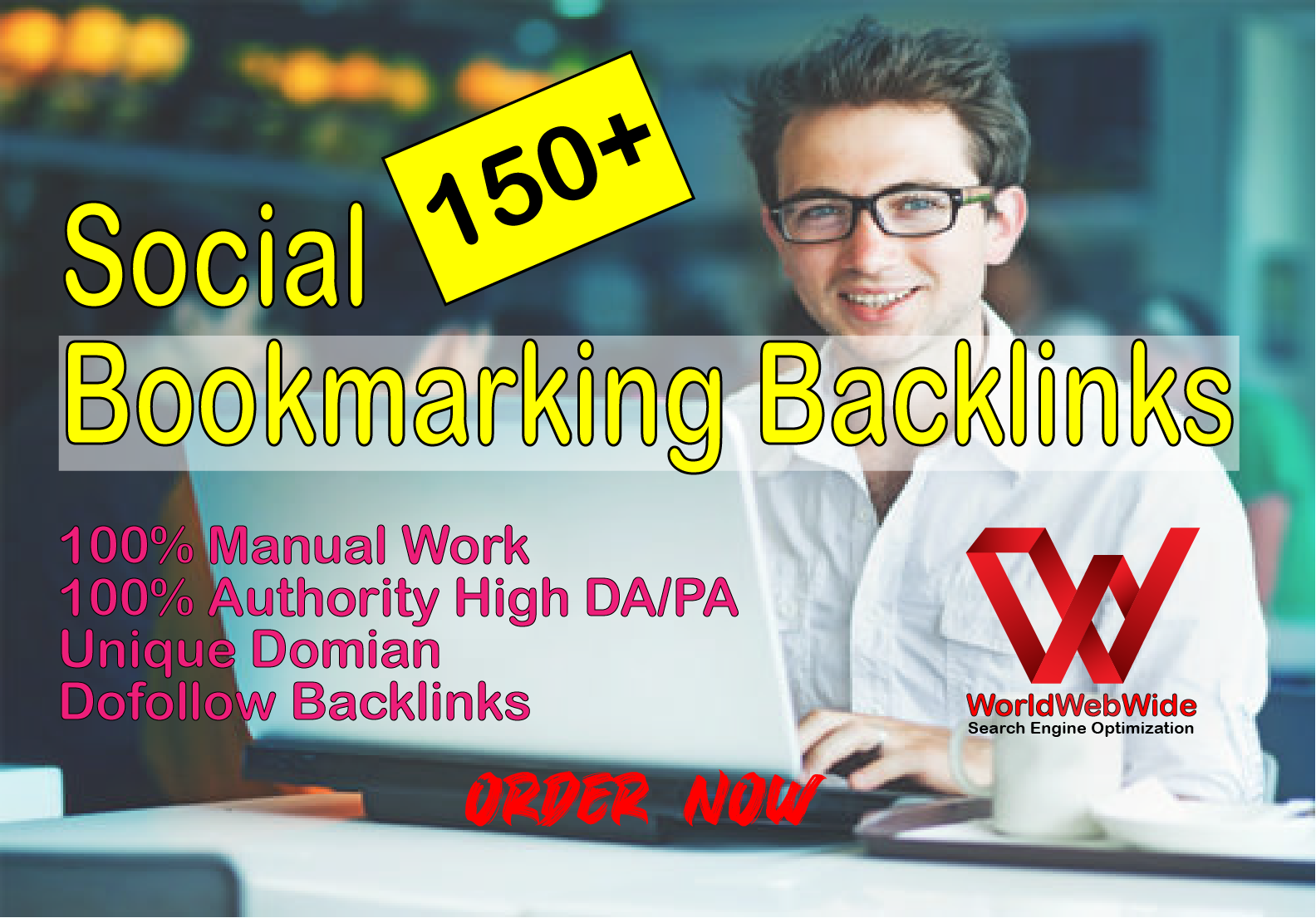 Create 150+ Social Bookmarking Backlinks High Authority Site to Boost Your Google Ranking