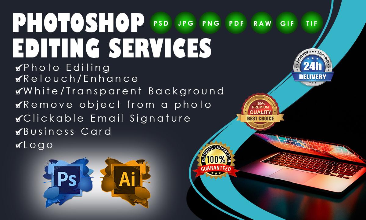 Do Advance Photoshop Editing Services