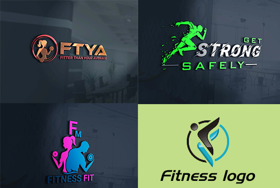 I will design a logo or brand identity