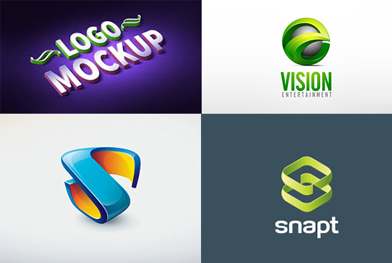I will design professional 3d logo for your business or company