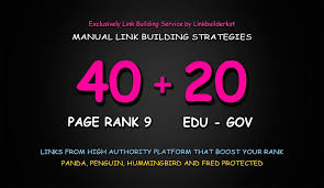 Super frist mannually 40 Backlinks + 20 edu gov backlinks sky rocket And will add my premium Indexer