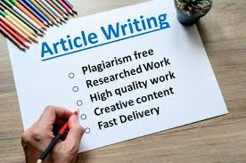 I will write a 1000 words SEO article for your website