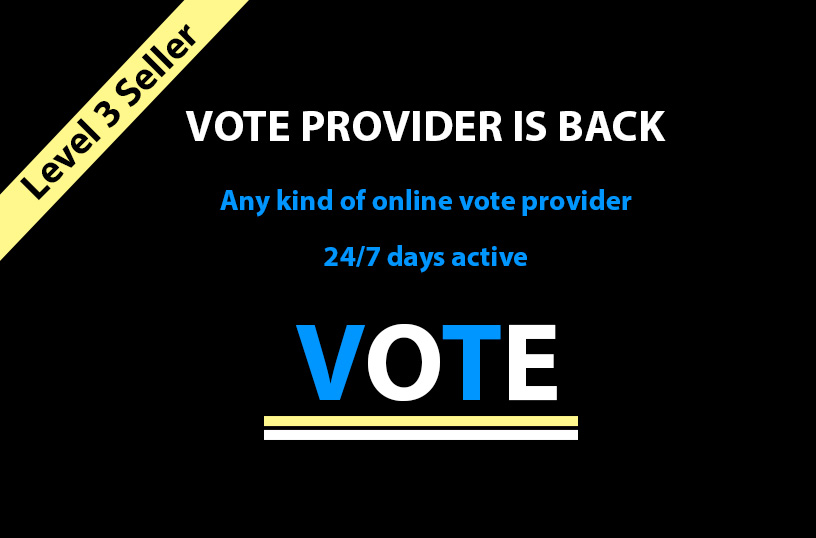 Speed Fast HQ 250 votes for your any online voting contest