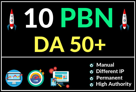 10+ unique web 2.0 pbn link All dofollow cheap price And DA 50+ PA 40+