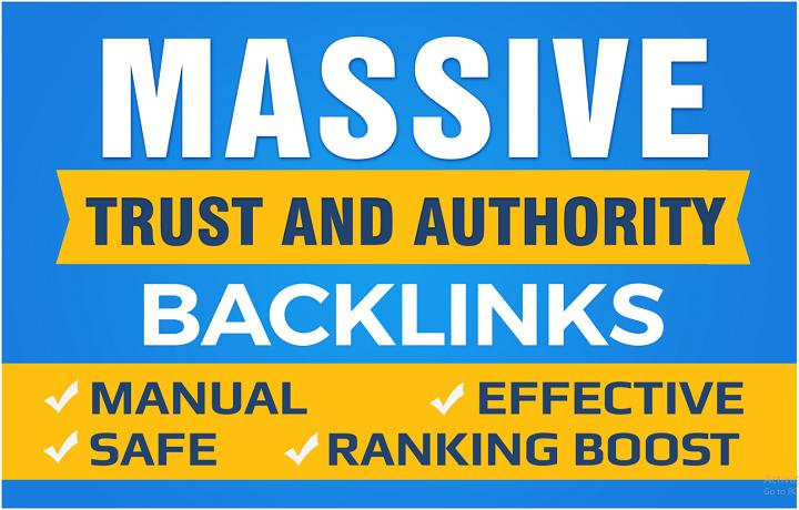 Powerful 30 pr9 high authority + 20 edu gov backlinks -Blaust Your Google Ranking
