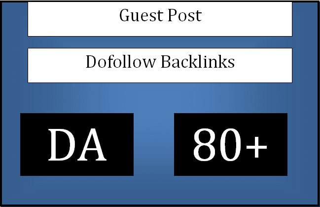 I will Publish 15 Unique Guest Posts on DA 80