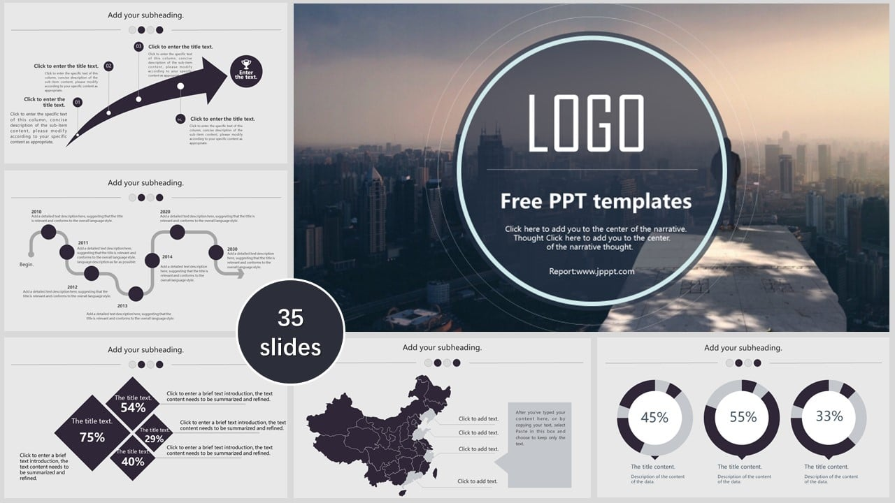 I will give you any kind of ppt templates as your requirement