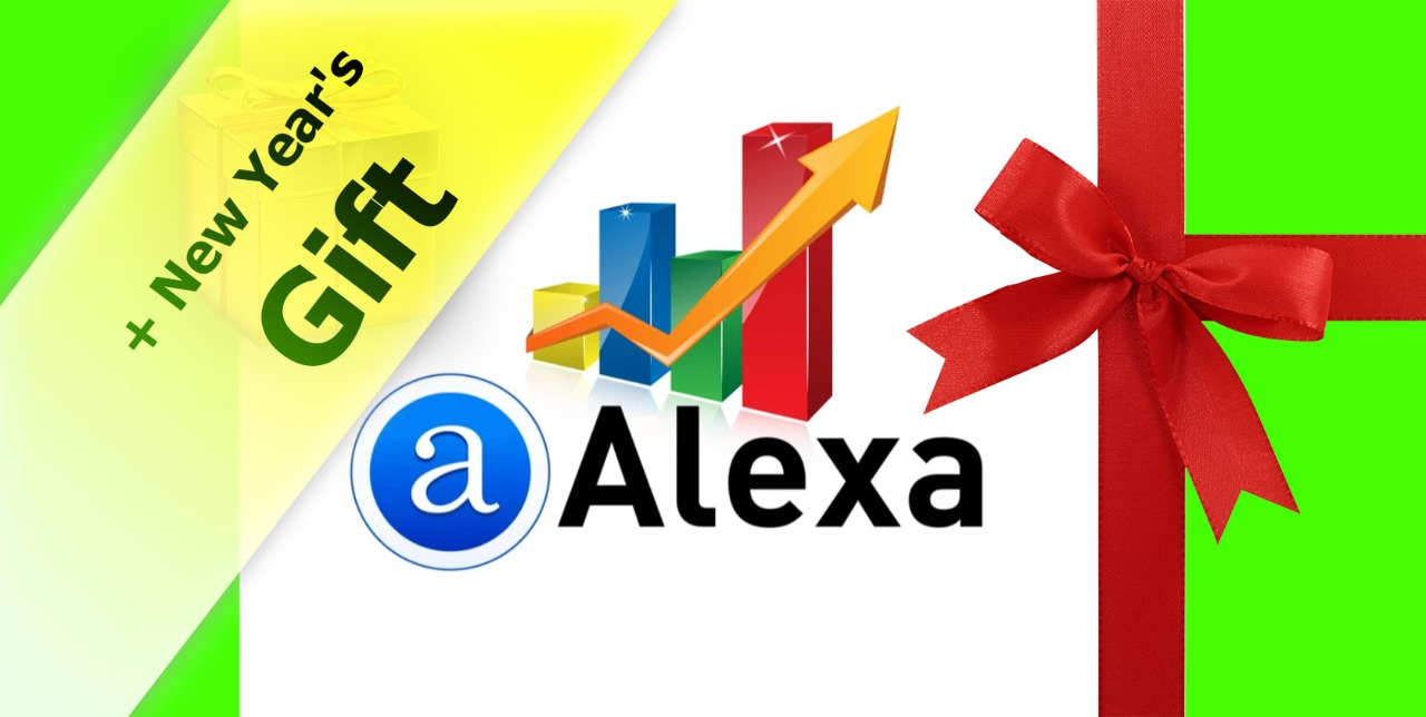 Rank Your Site In Alexa Daily 5000+ Visitors for 30 days.
