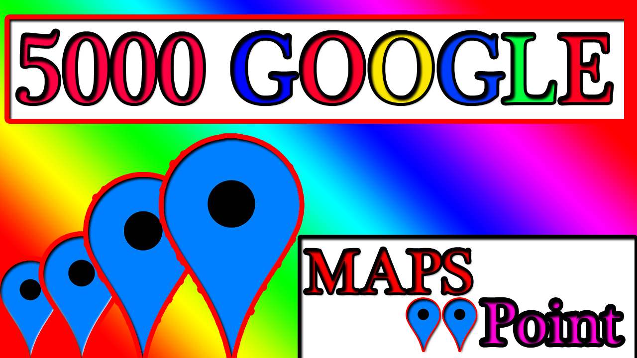 Create 5000 google maps citations for ranking and local business SEO