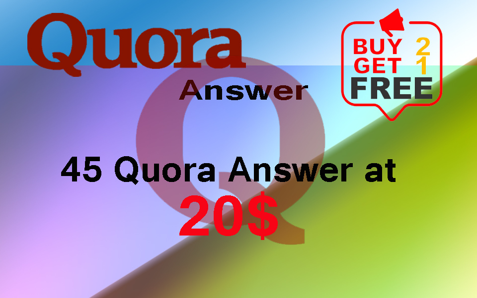 Promote Your Website with Quora Answer