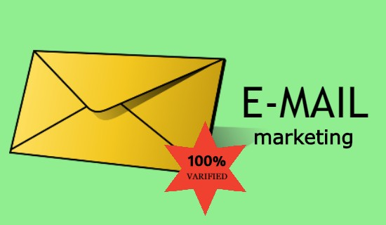 I will make you targeted 200 active e-mail list in an excel file for promoting your website.