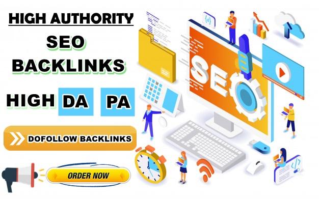 120+ High Authority PR9 SEO Backlinks with high DA100 site Links