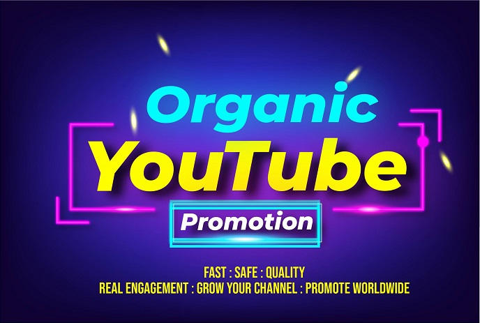I will promote professional and fast YOUTUBE VIDEO to 1000+