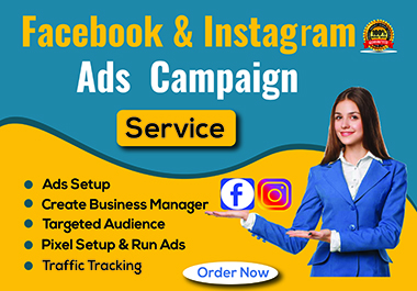 I will setup Facebook ads campaign with best targeted audience